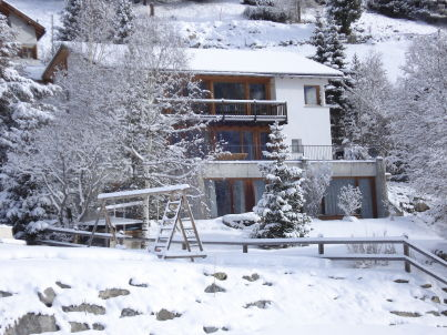 Bever nahe St. Moritz, Oberengadin
