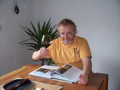Ihr Gastgeber Hans Redel
