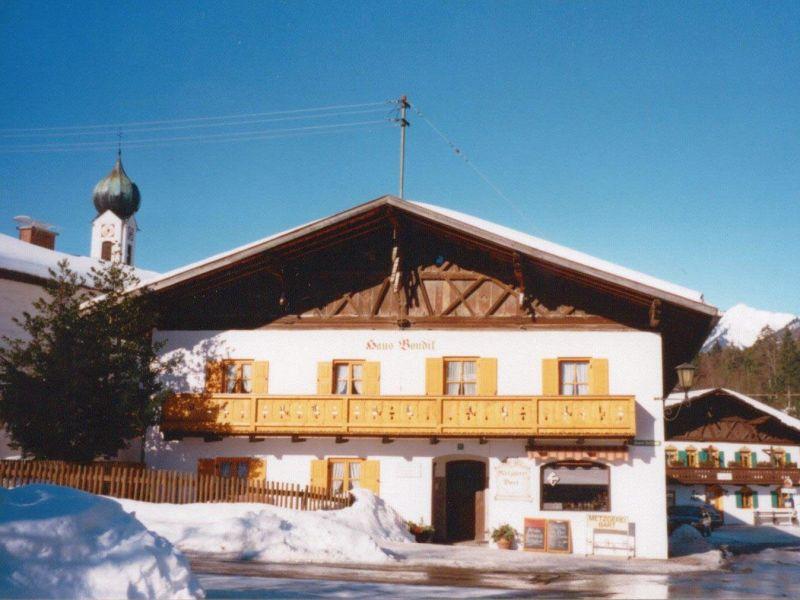 Apartment In Gästehaus Bondik