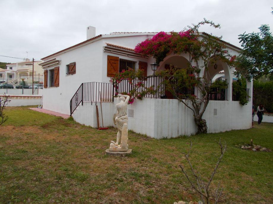 Haus Terrassenseite