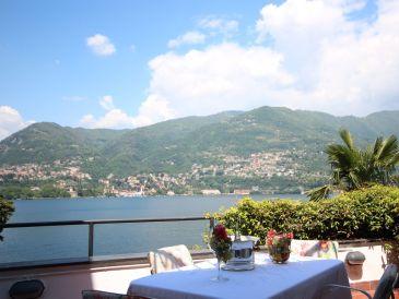 Holiday apartment Il Crotto del Nino - Lake View