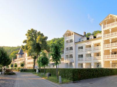 im Aparthotel Ostsee in Binz