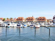 Ferienwohnung A08 in den Hafenhäusern Wiek