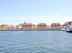 Ferienwohnung C12 in den Hafenhäusern Wiek