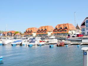 Ferienwohnung D11 in den Hafenhäusern Wiek