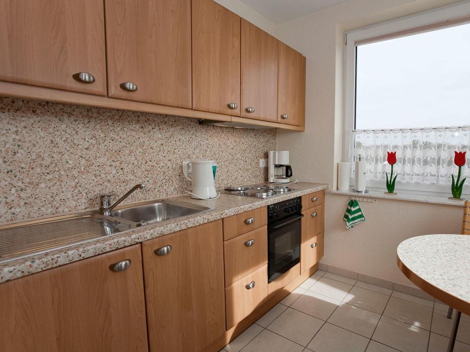 Funktionale Küchenzeile ~ ferienwohnung kurpark residenz app 201, cuxhaven, döse