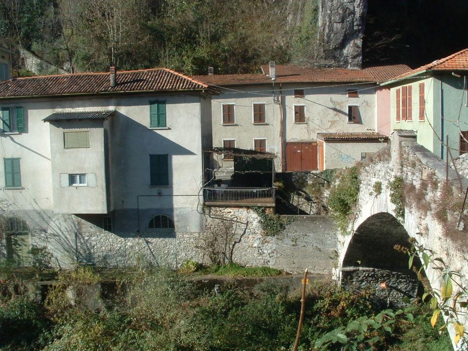Casa Simone, romantisch am Fluss gelegen