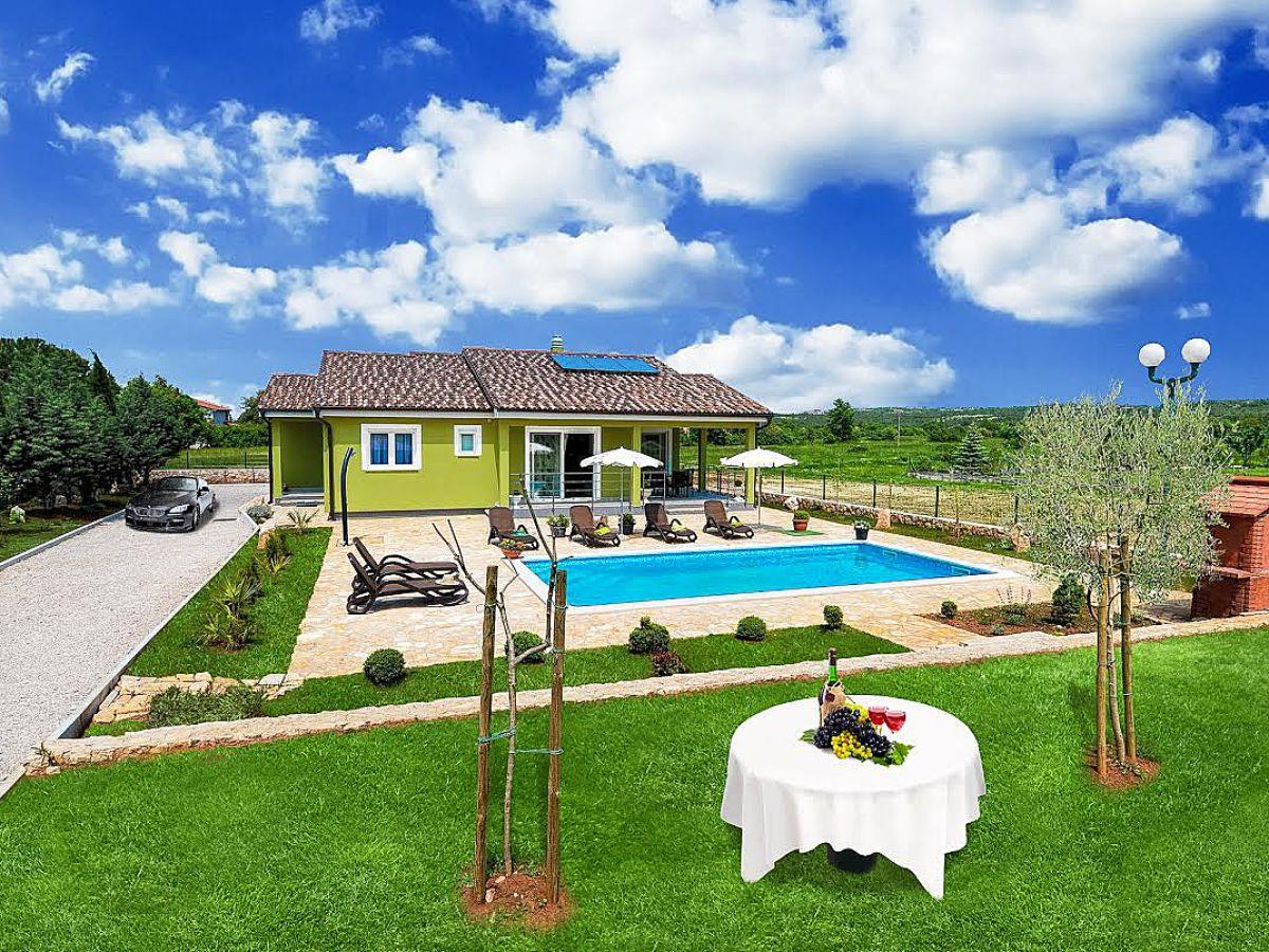ferienhaus villa green labin firma kroati reisen gmbh co kg herr michael m ller. Black Bedroom Furniture Sets. Home Design Ideas