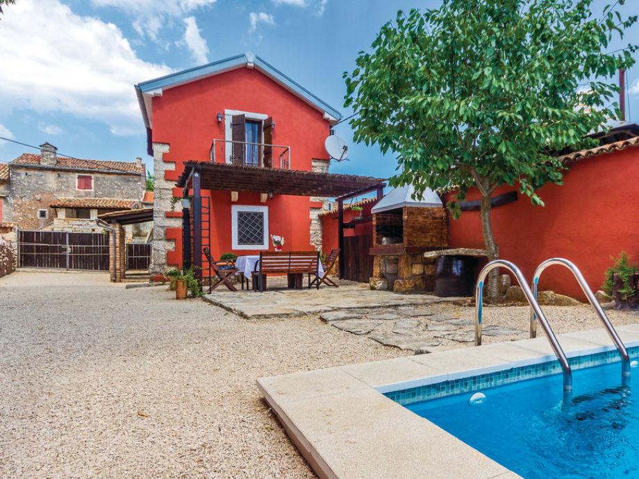 Alleiniges Ferienhaus mit Pool