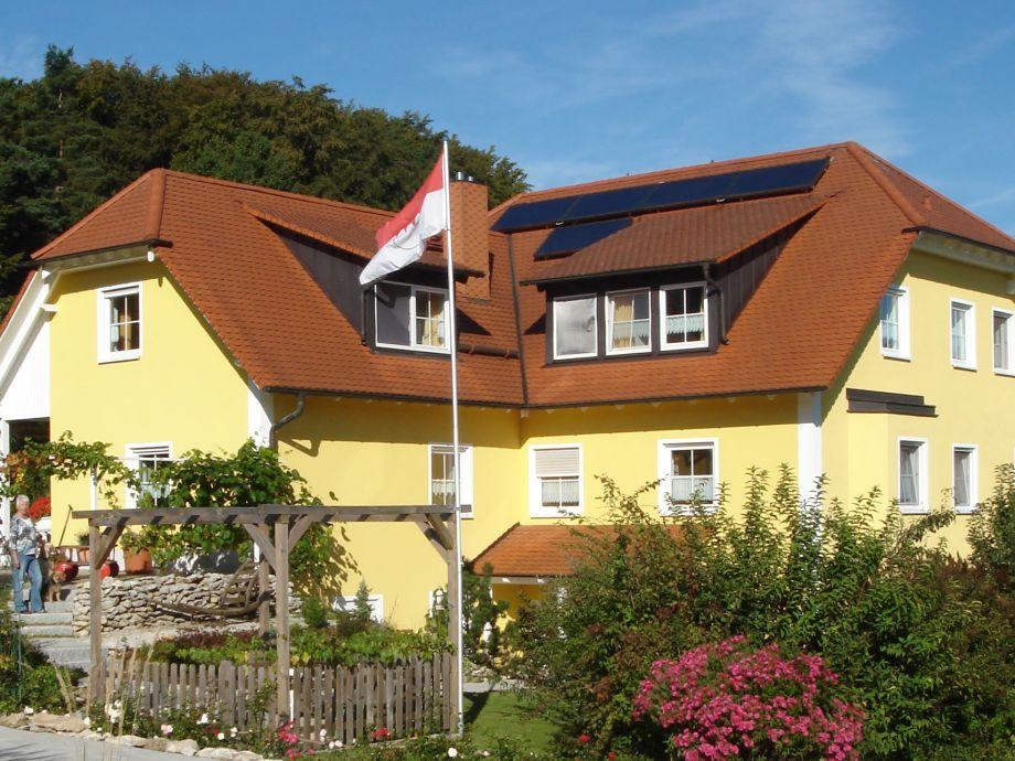 Haus am Kirschgarten von Süden