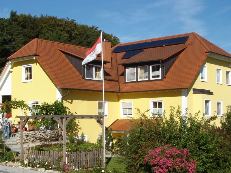 Ferienwohnung Haus am Kirschgarten