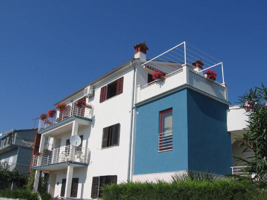 Die Ferienwohnung Blue White