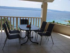 Ferienwohnung in Villa Lina