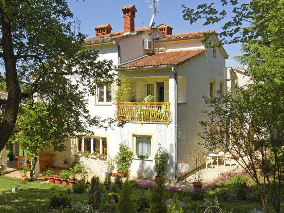 Die Ferienwohnung Bolnica in Porec