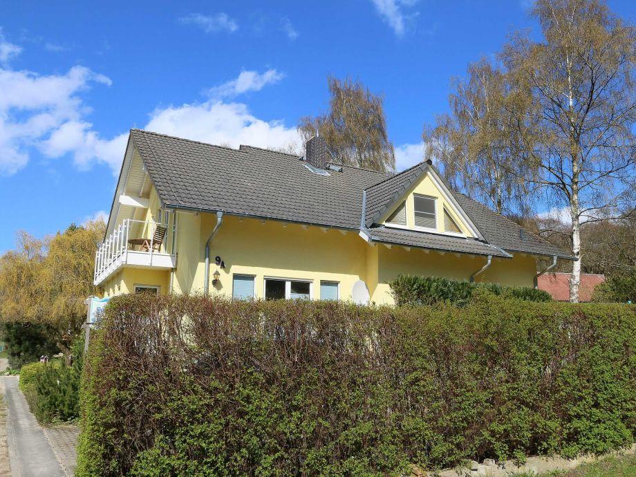 Außenaufnahme Mönchgut im Haus Seewind F.01