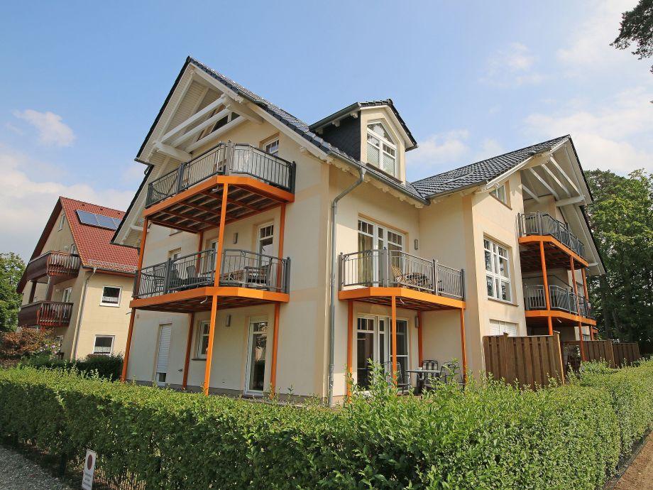 Ferienwohnung in der Villa Bella Casa