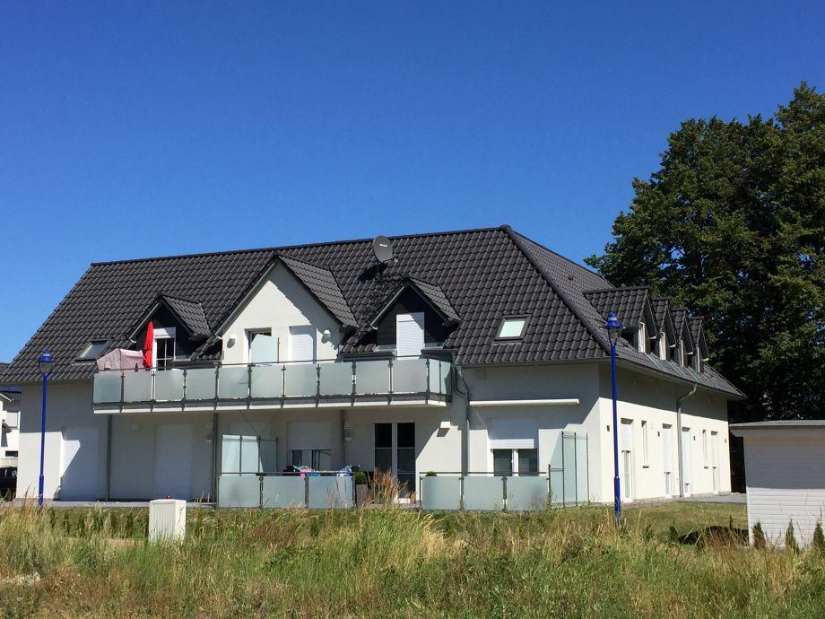 Außenaufnahme 07 im Haus Sonne A.01  mit Süd/Ostbalkon