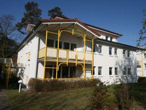 Ferienwohnung 05 Villa Störtebeker F.01 mit Balkon