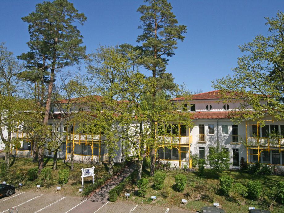 Außenaufnahme 05 in der Villa Störtebeker