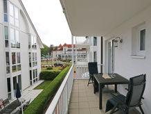 Ferienwohnung 9 Strandkrabbe F.01 mit 2 Balkone