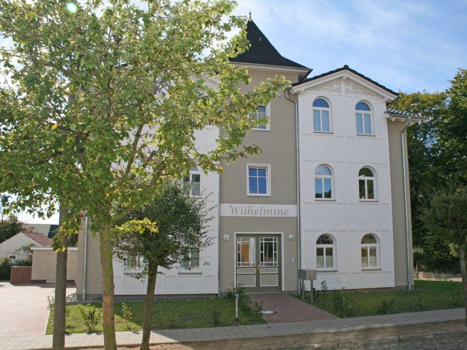Außenaufnahme 04 in der Villa Wilhelmine A.01