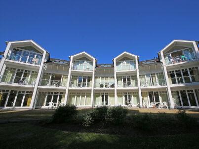 32 Ostseewind in der Appartementanlage Villa Granitz