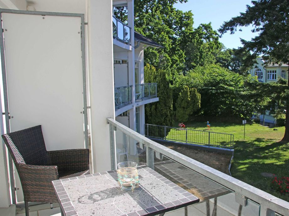 Außenaufnahme 32 Ostseewind in der Appartementanlage Villa Granitz