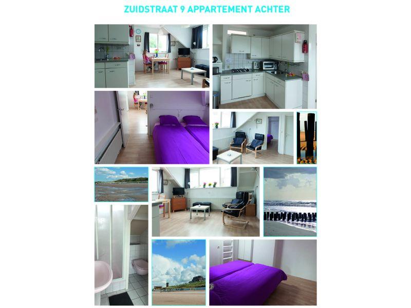 Holiday apartment de Looff
