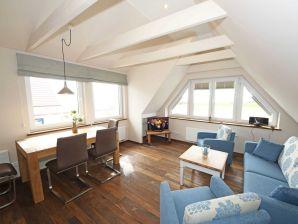 Ferienwohnung 6 im Zollhaus Klein Zicker - exklusiv mit Meerblick