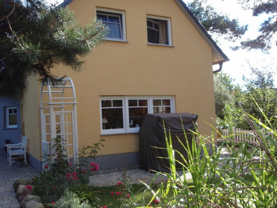Außenaufnahme Doppelhaushälfte Weinrich