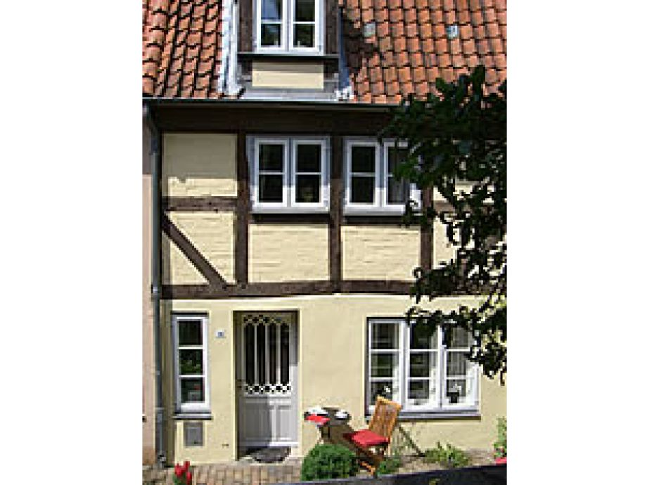 Der Kleine Schwan im Altstadt-Gang Schwans Hof