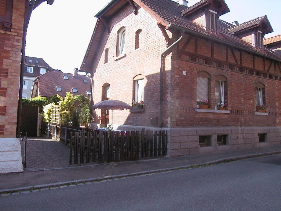 Außenaufnahme Lerchenstrasse Ulm