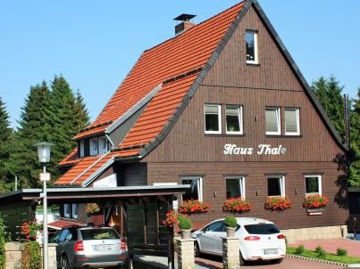 Ferienhaus Thale