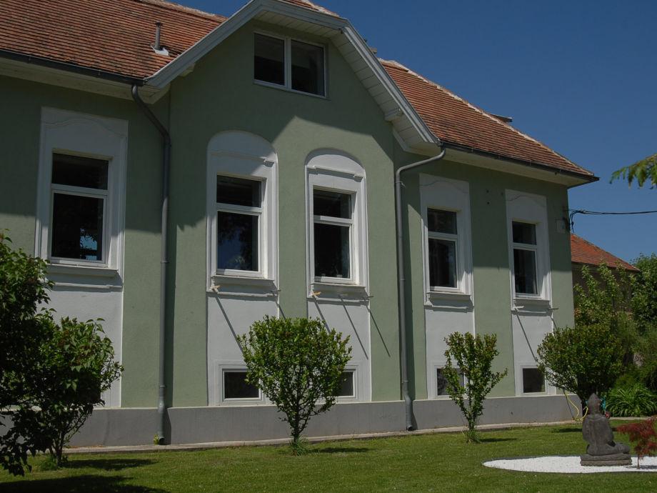 Ferienhaus Wien Vorderansicht