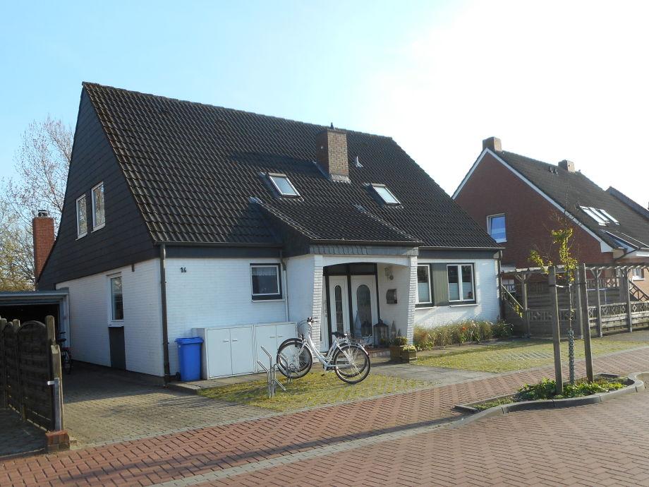 Ferienwohnung Ostsiet im Huus Fientjebloem Norderney