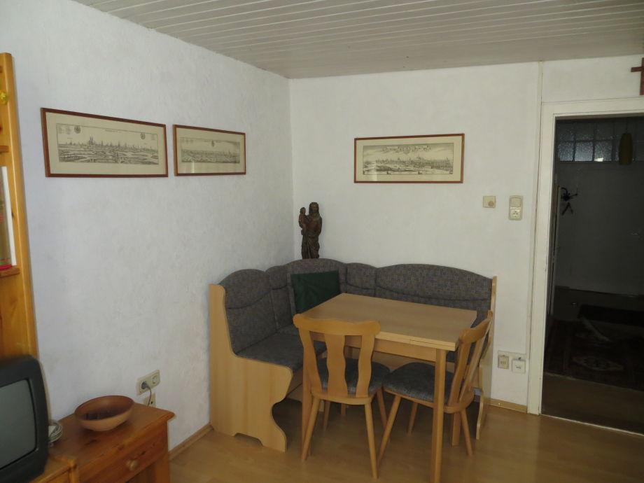 Ausstattung Apartment- Bamberg