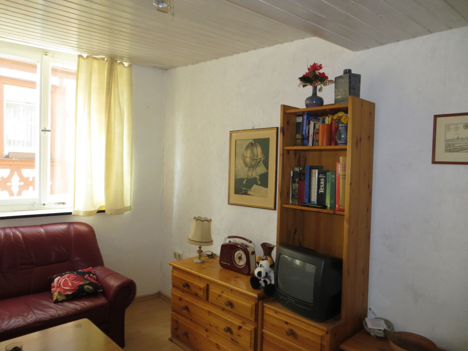 Wohnzimmer Etage 1
