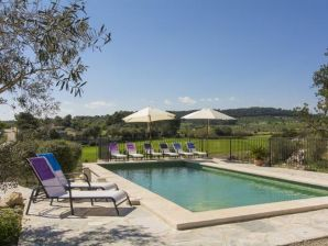 Ferienhaus auf dem Lande mit Pool