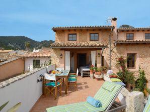 Ferienhaus im traditionellen mallorquinischen Landhausstil