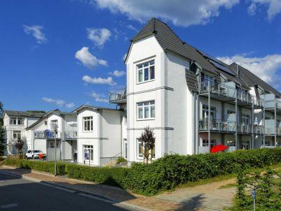 12 in exklusiver Villa Marin in Zinnowitz