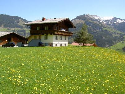 Berghof Grossarl auf 1070 m