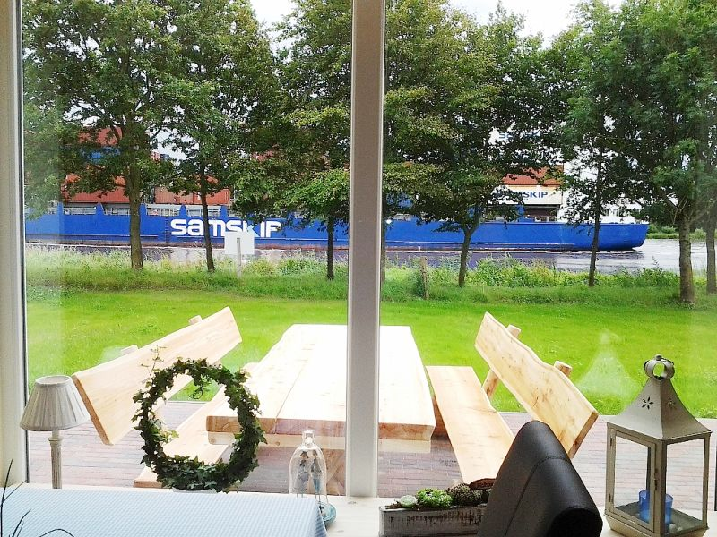 Ferienhaus Urlaub direkt am Nord-Ostsee-Kanal