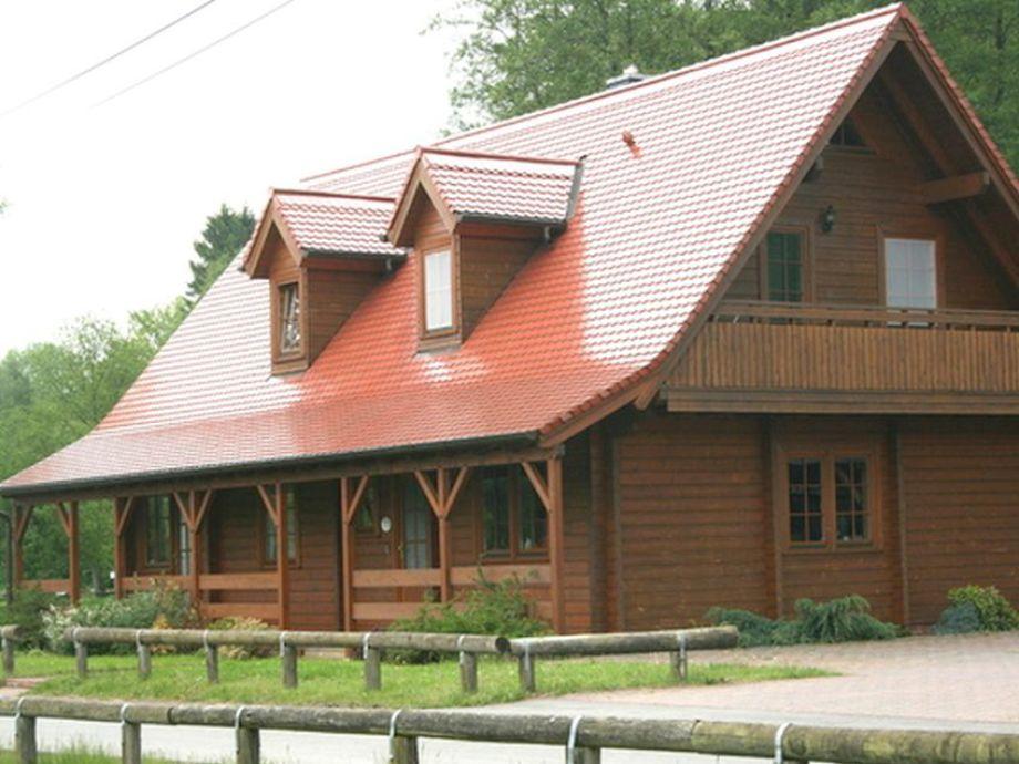 Ferienwohnung im finnischen Blockhaus in Kukuk