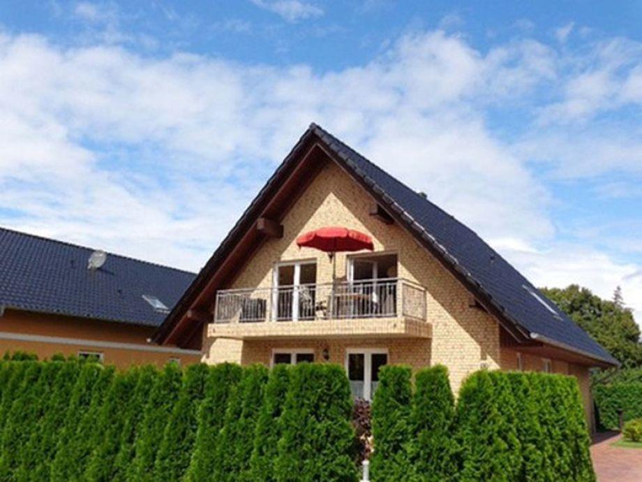 Das Haus mit den 2 Ferienwohnungen