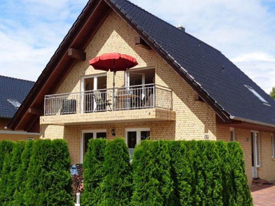 Die Ferienwohnung im Dachgeschoss