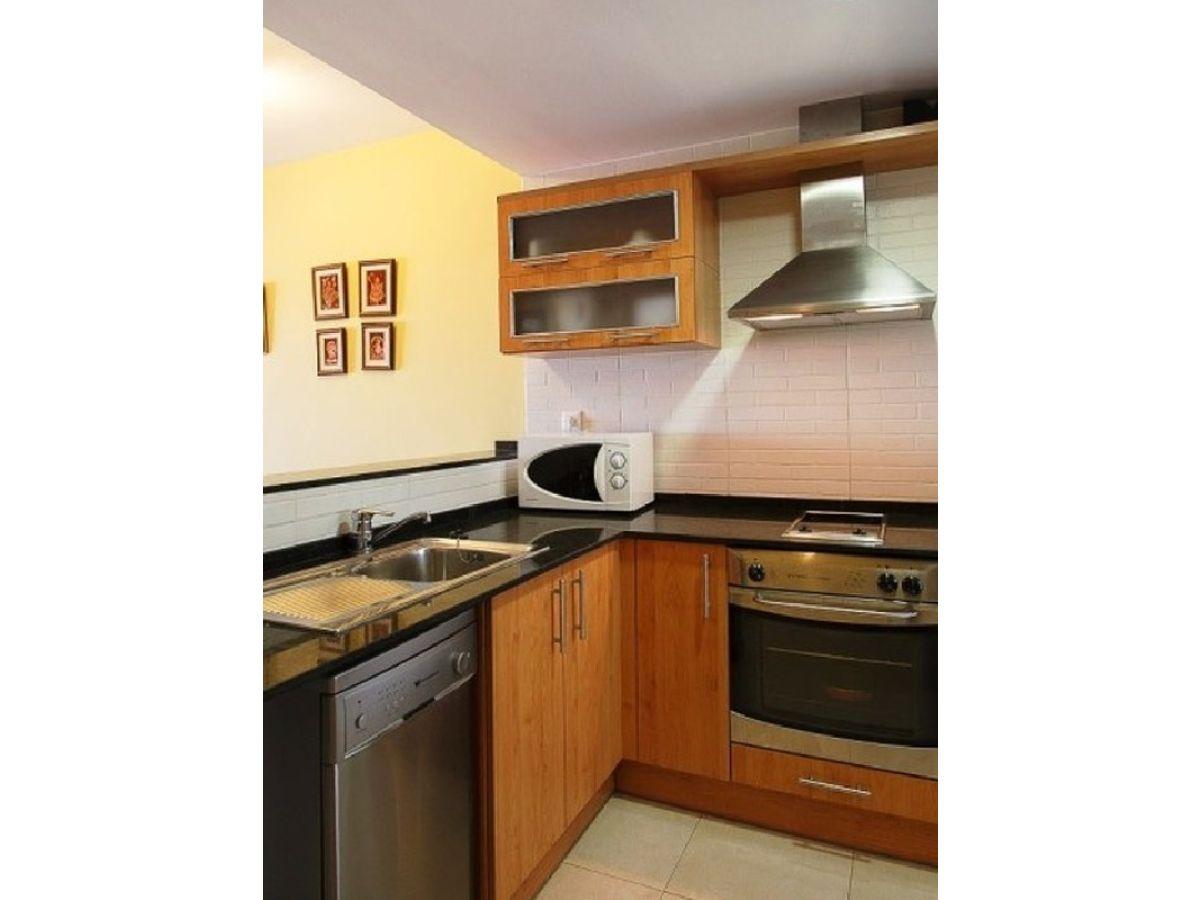 ferienwohnung platja d 39 or h206 018 hospitalet de l. Black Bedroom Furniture Sets. Home Design Ideas