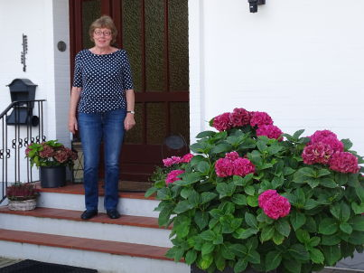 Ihr Gastgeber Rita Dethlefsen