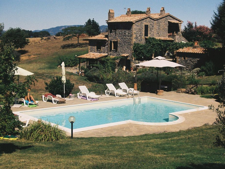 La Cantinaccia mit Pool