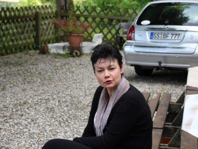 Ihr Gastgeber Angela Klein