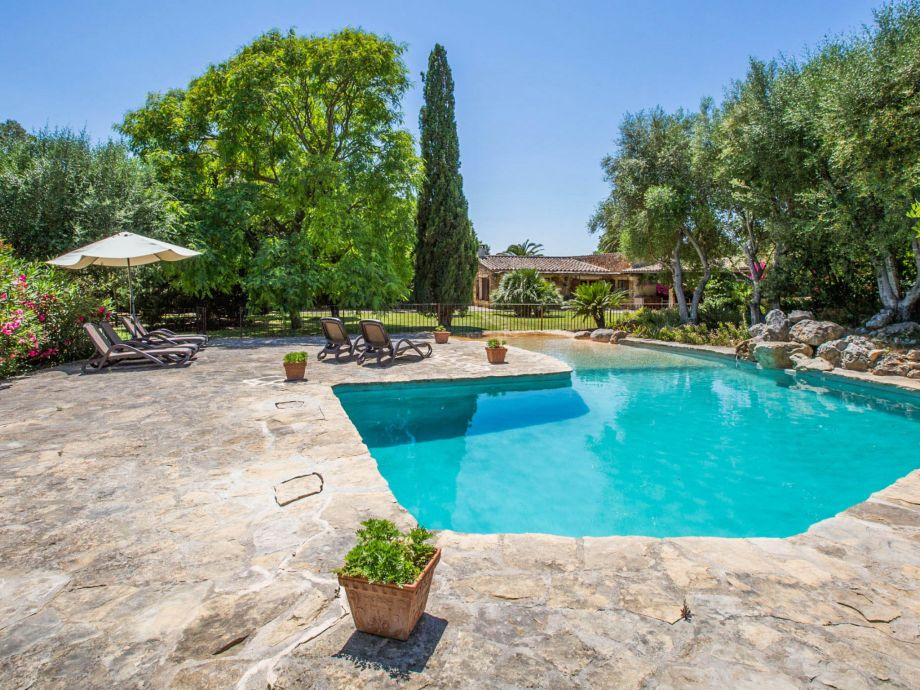 Villa Es Sestadors mit Pool